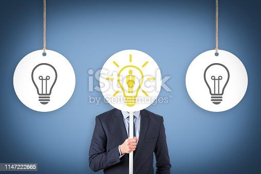 493338692istockphoto Human Resource Concepts on Blue Background 1147222665
