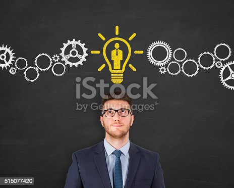 493338692istockphoto Human Resource Idea over Head 515077420