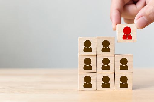 Human Resource Management And Recruitment Business Concept - Fotografie stock e altre immagini di Abilità