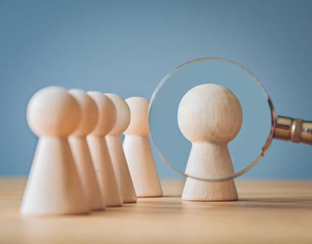 human resource, succesvol business team leader concept - zelf ontwikkeling stockfoto's en -beelden