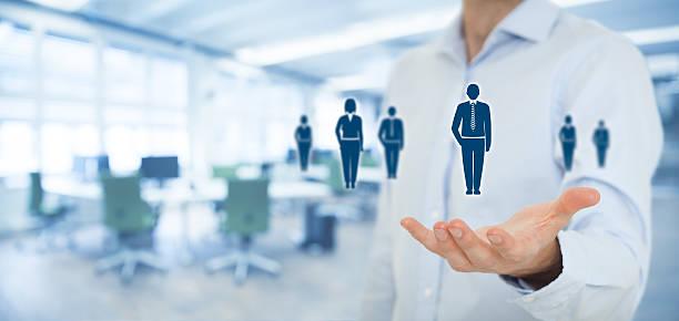 recursos humanos y atención al cliente de - oficina de empleo fotografías e imágenes de stock
