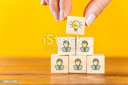 641422198istockphoto Human resources concept 1089412080