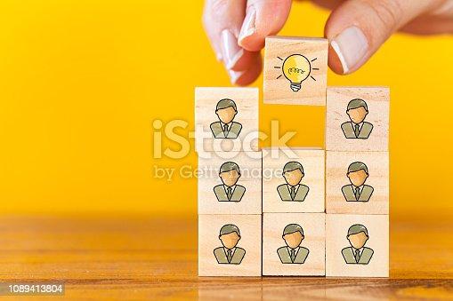 641422198istockphoto Human resources concept 1089413804