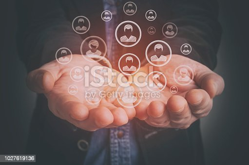 istock Human resources 1027619136