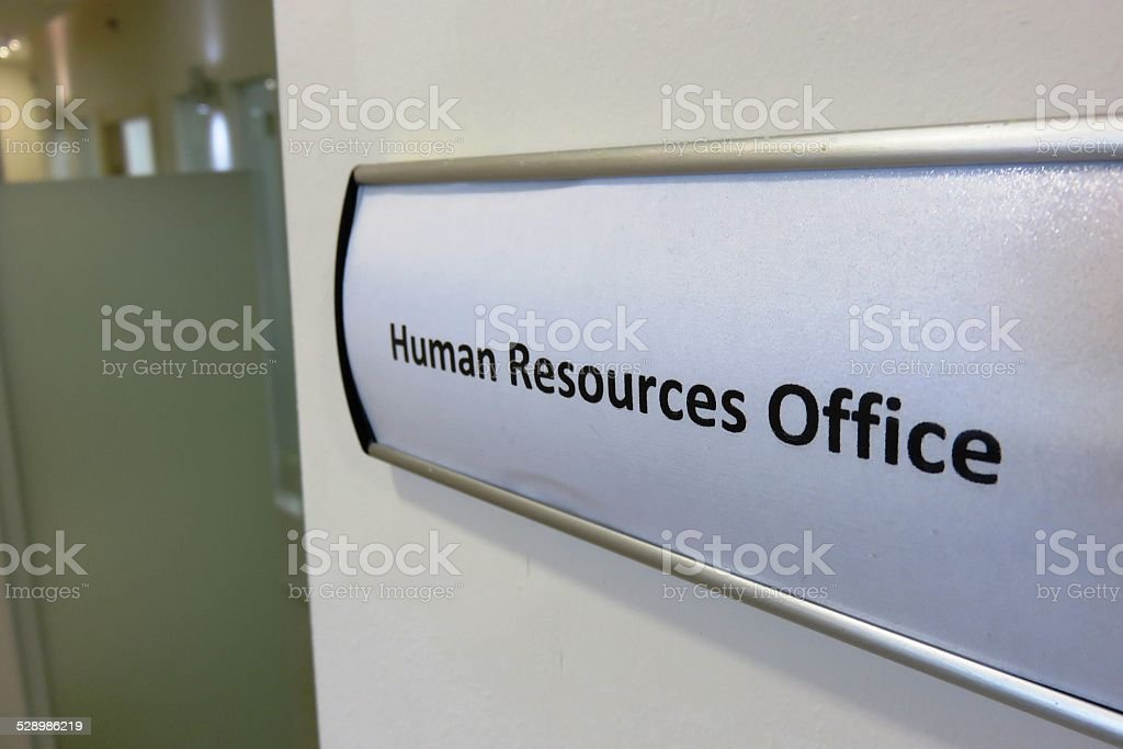 Human Personalabteilung – Foto