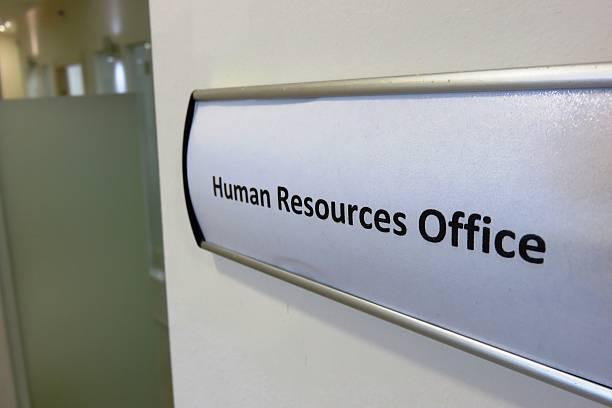 De recursos humanos - foto de acervo