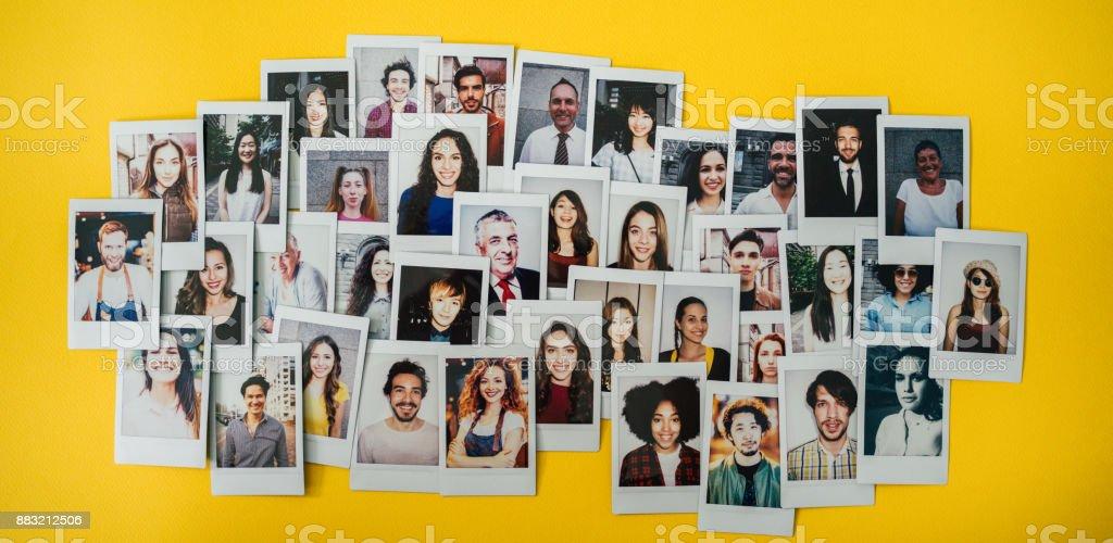 Human Personalabteilung  Lizenzfreies stock-foto