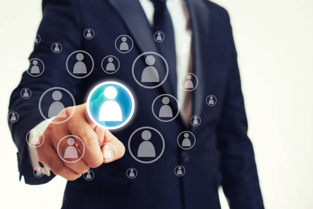 human resources recruitment - employee engagement stock photos and pictures