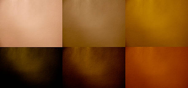 human skin complexion background white latino yellow red brown black stock photo