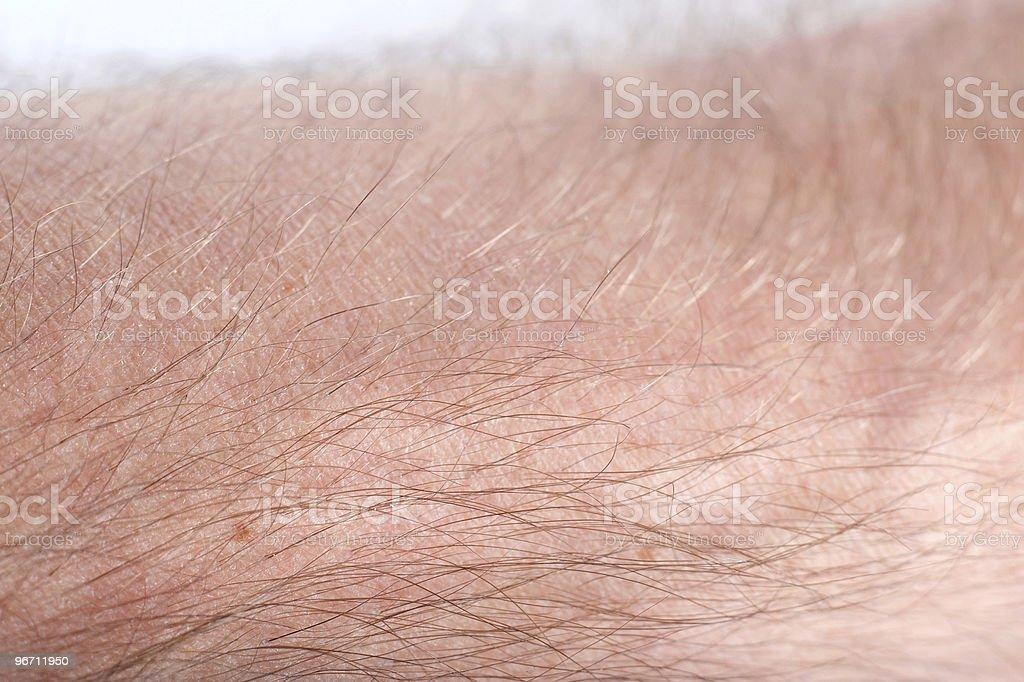 Human skin stock photo