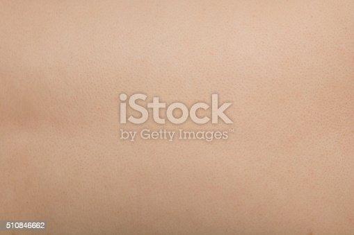 human skin textured