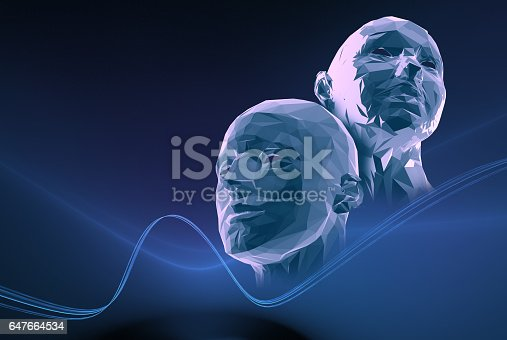 istock humanity, abstract concept composition 647664534