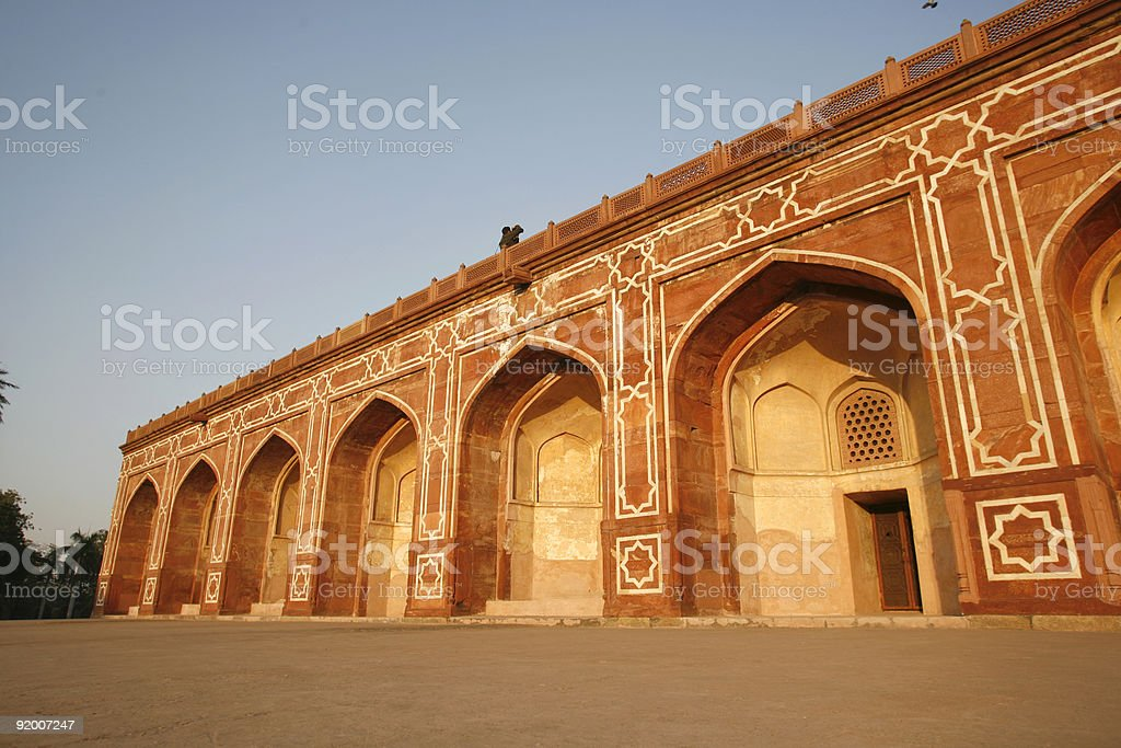 humayun royalty-free stock photo