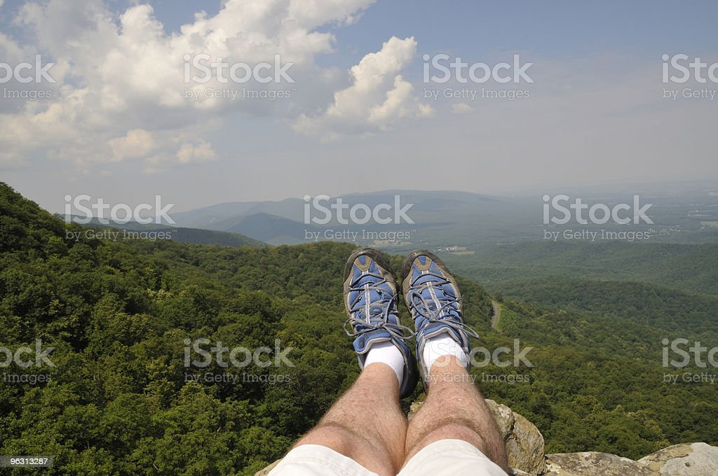 Humback Rocks royalty-free stock photo