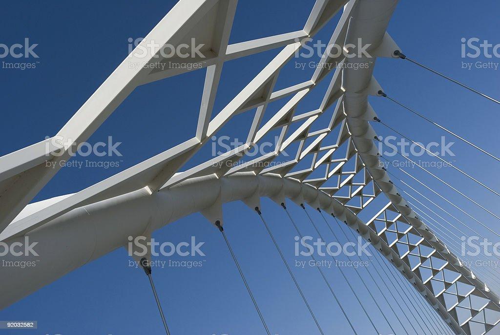 Humber Bridge stock photo