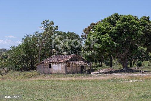Vitória de Santo Antão city, Pernambuco state, Brazil