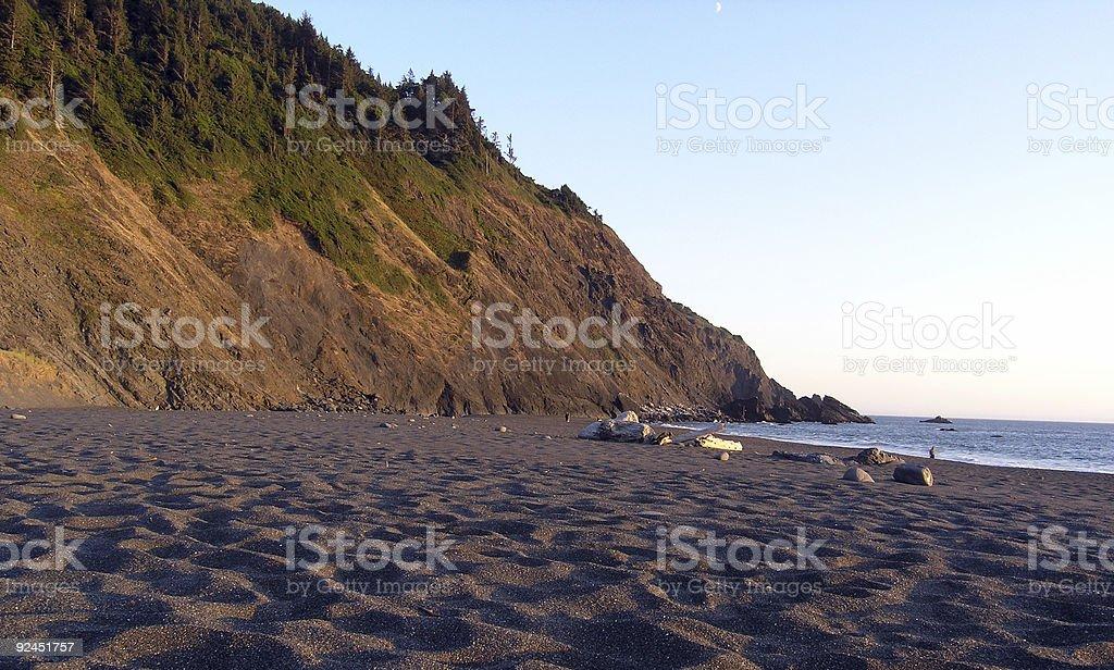 Humbug Beach royalty-free stock photo