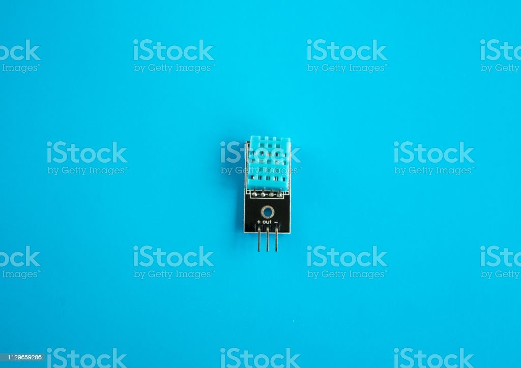 Humidity And Temperature Sensor For Diy Devices On Arduino Or