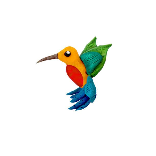 Hummingbird plasticine sculpture 3d rendering bird isolated on white picture id926727226?b=1&k=6&m=926727226&s=612x612&w=0&h=zkppc eljth9uzyokb c2qmemgzzn6auamjusoiw9ay=