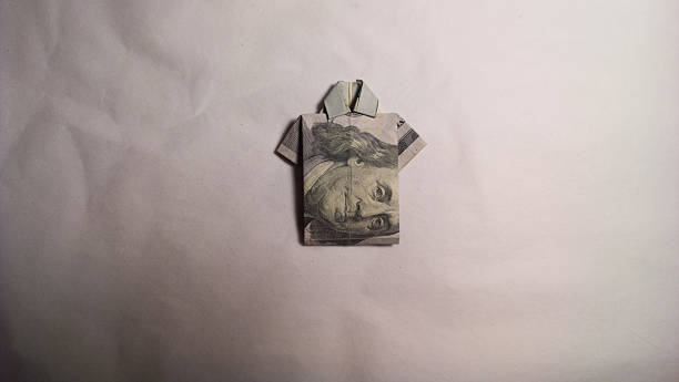 Royalty Free Dollar Bill T Shirt Origami Pictures Images And Stock