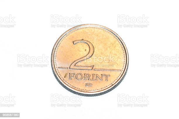 2 Hungarian forints