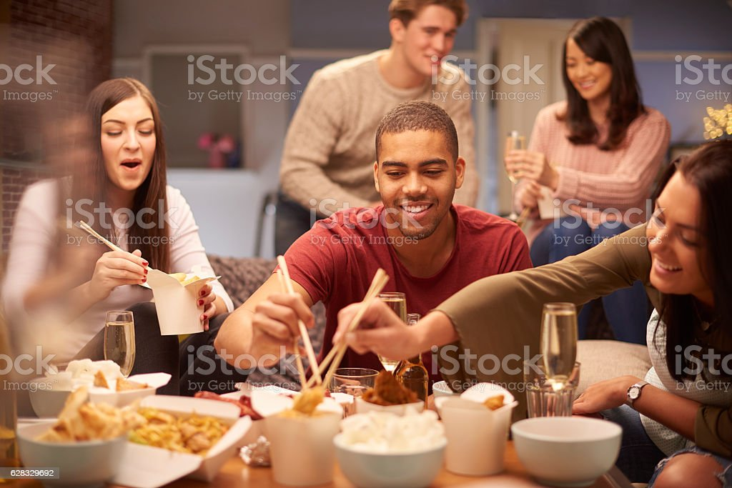 hungry house stock photo