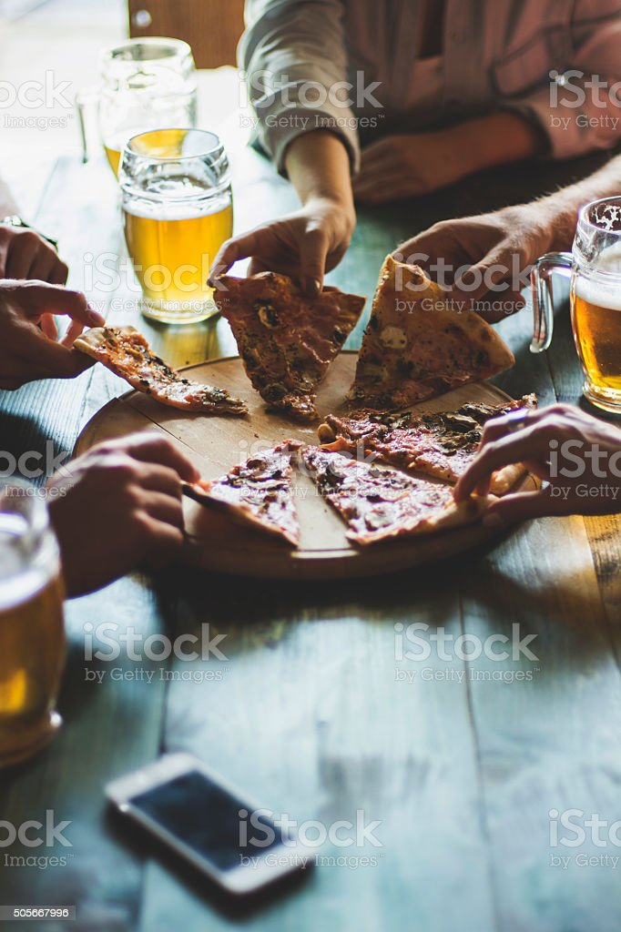 Hungry? stock photo