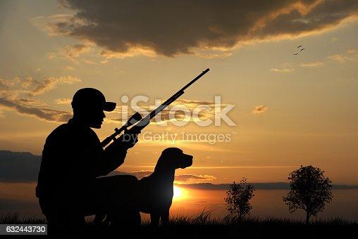 istock Hunter 632443730