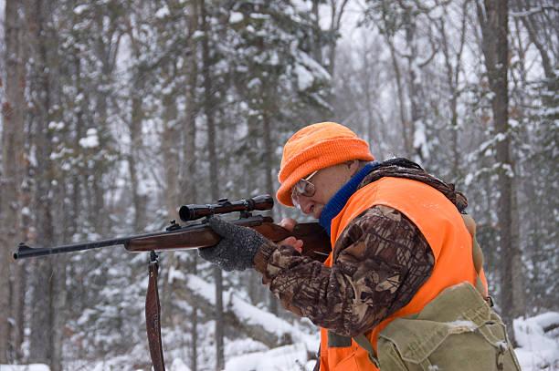 hunter season 3 stock photo
