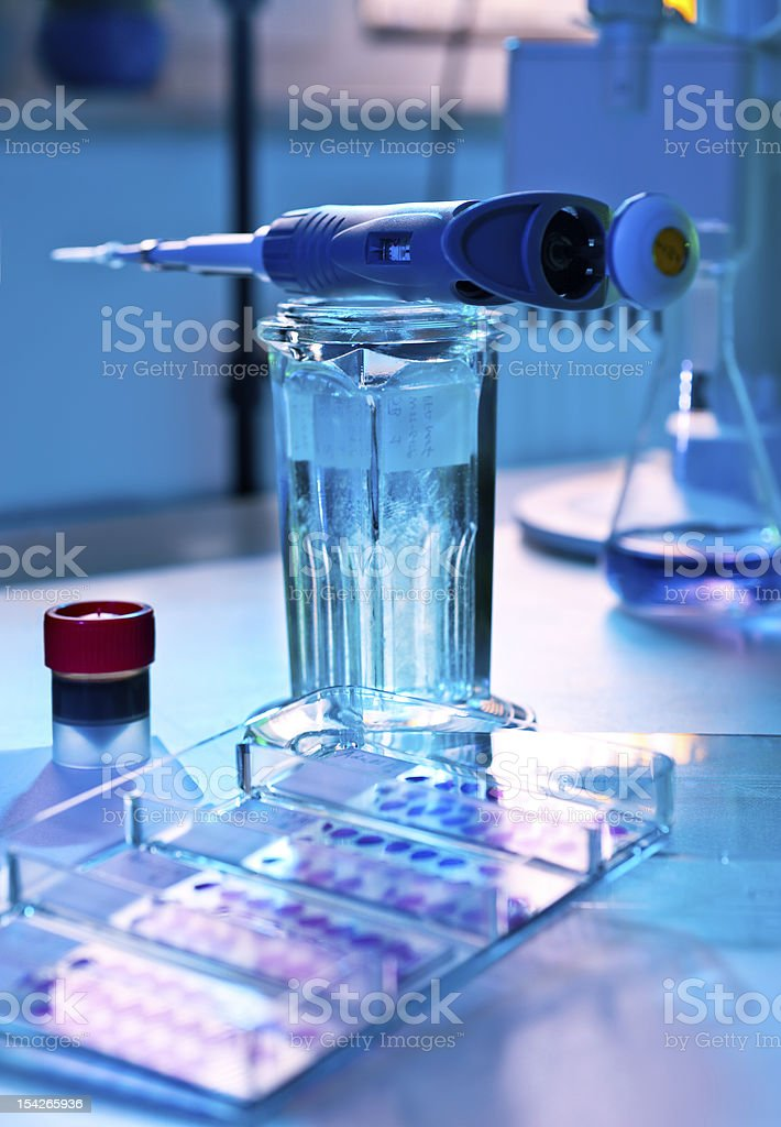 Hunting down hidden cases of cancer stock photo
