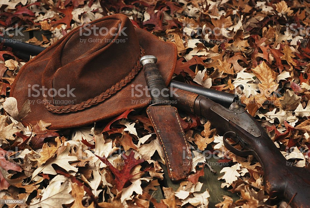 Hunting Gear royalty-free stock photo