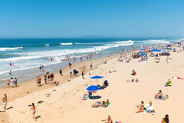 Nude beach stroking-3413