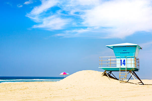 Plage Huntington Beach - Photo