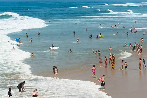 Nude beach stroking-9411