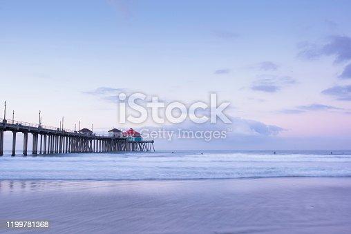 Huntington Beach - California, California, Orange County - California, USA, Sea