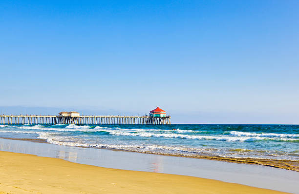 Huntington Beach Pier - Photo