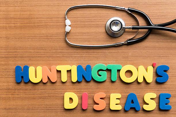 huntington's disease stock photo