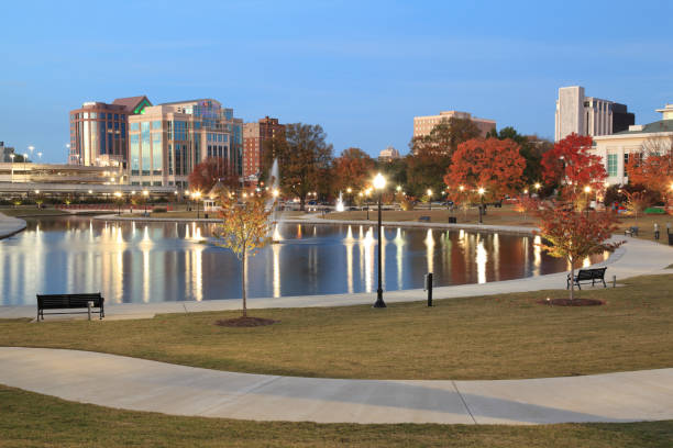 Huntsville, Alabama Huntsville is a city located in the Appalachian region of northern Alabama. The city is nicknamed
