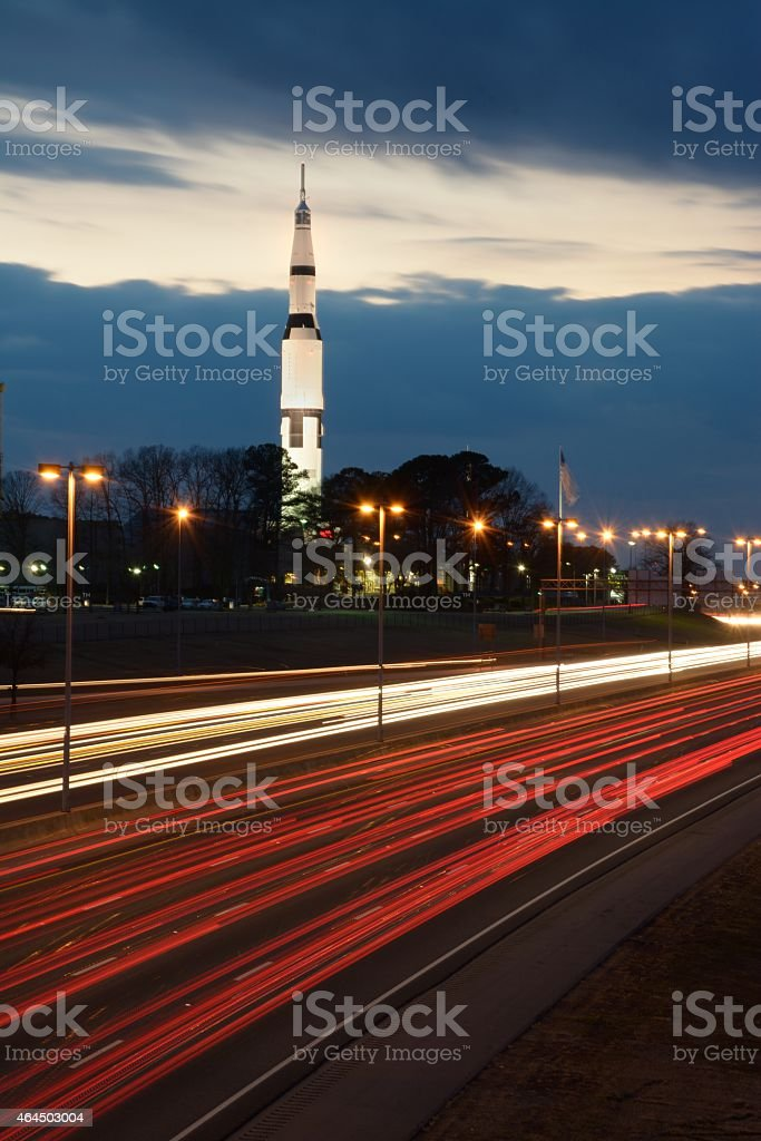 Huntsville Alabama stock photo