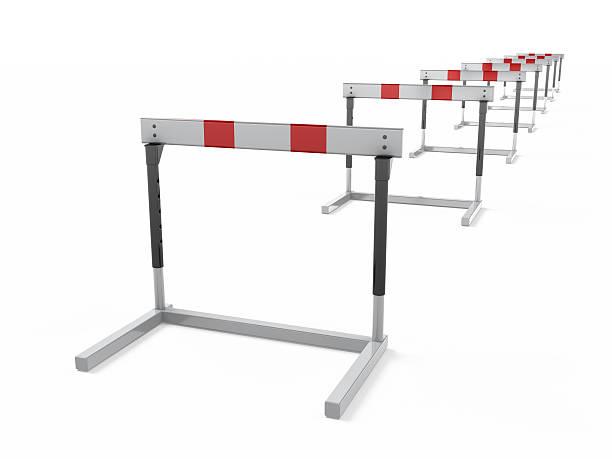 Obstáculos - foto de acervo