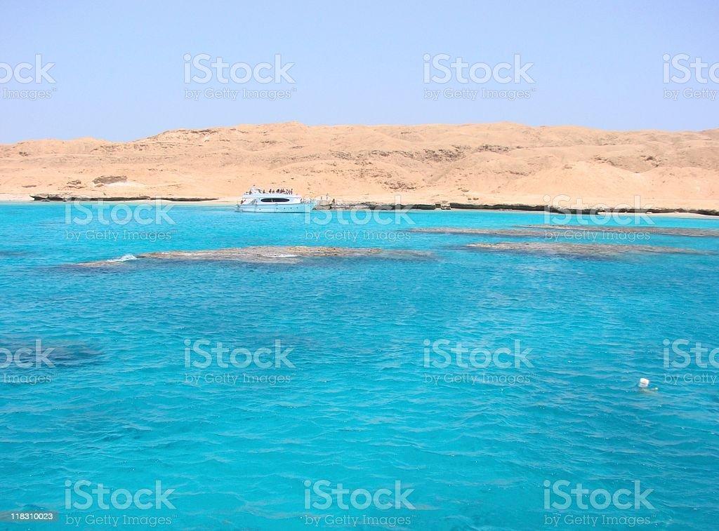 Hurghada stock photo