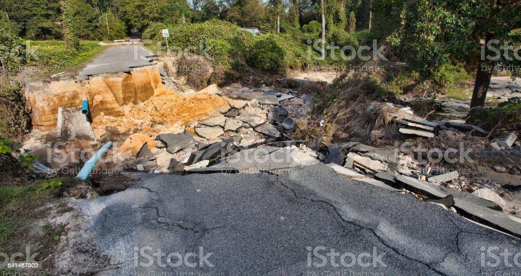 Hurricane Matthew aftermath – Foto