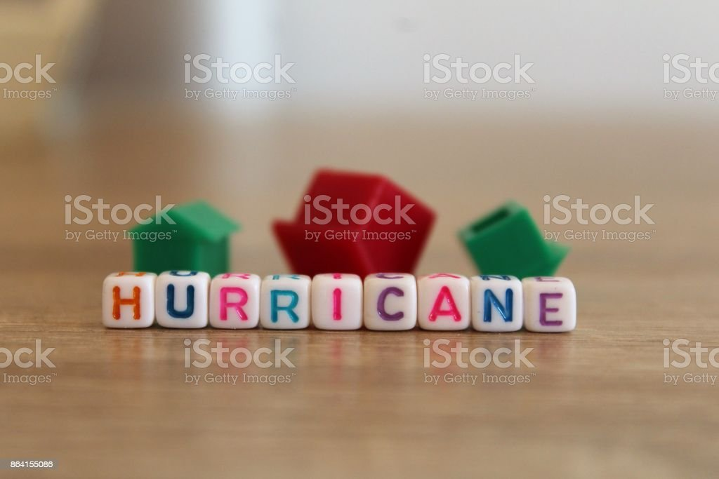 Hurricane. royalty-free stock photo