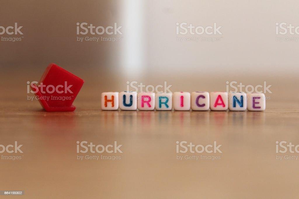 Hurricane. royalty-free stock photo