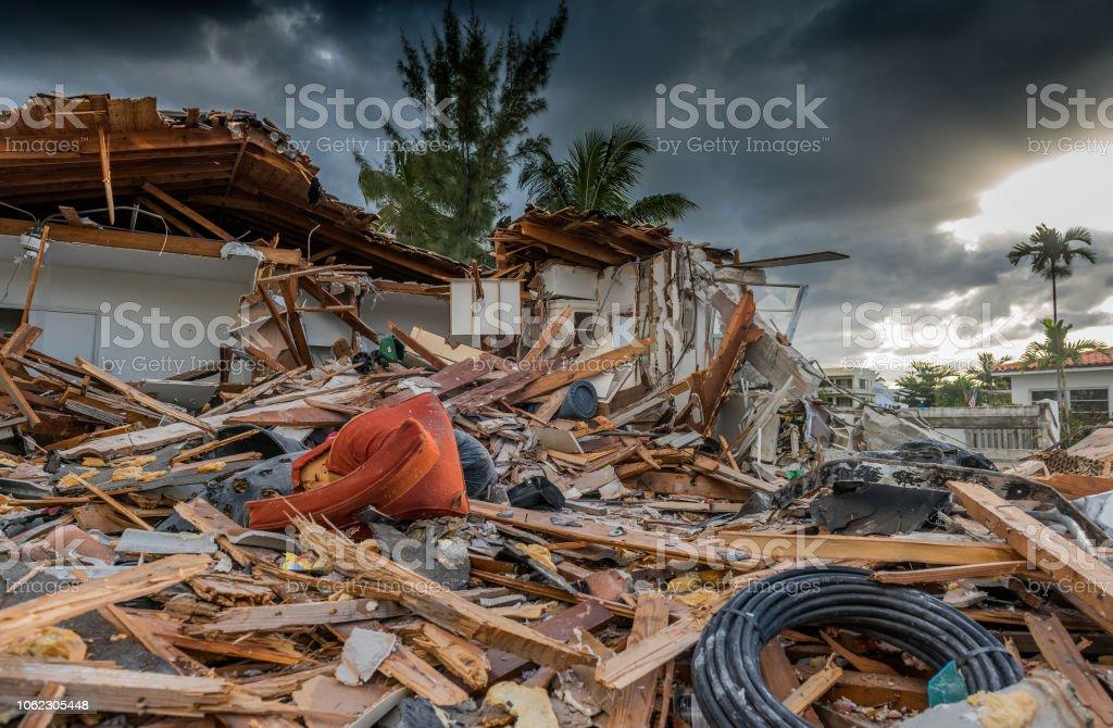 Hurrikan-Saison – Foto