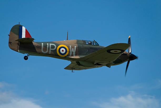 Hurrikan World War 2 Kämpfer Flugzeuge – Foto