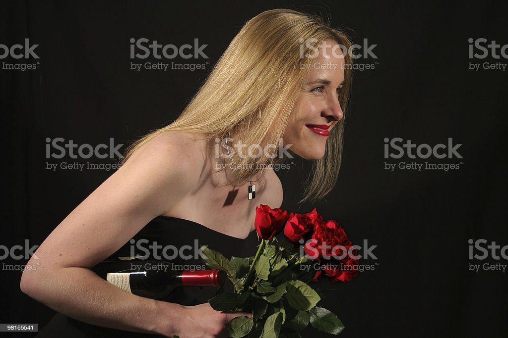 Affrettati amore foto stock royalty-free