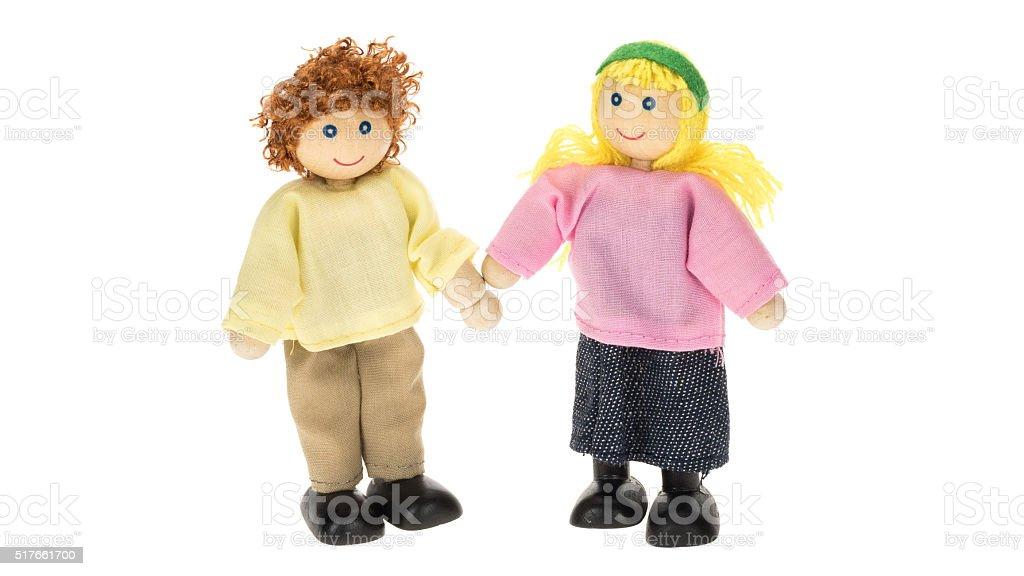 Жена куклд