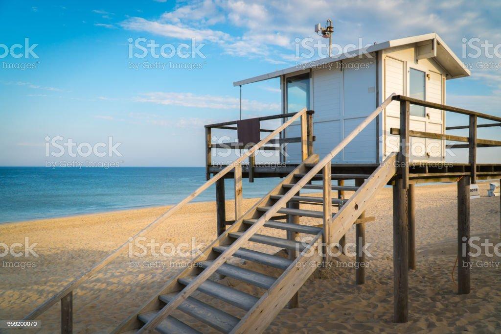 Häuschen Bin Strand Von Sylt Stockfoto und mehr Bilder von ...
