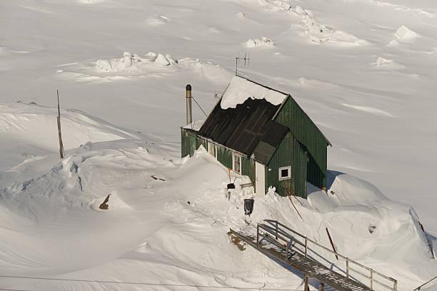 Hütte in Sisimiut – Foto